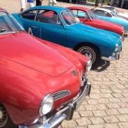 Karmann-Ghia – 50 anos de Brasil.