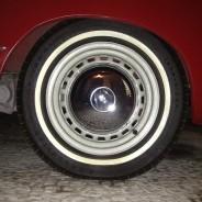 As rodas originais do Karmann-Ghia 68 e 69